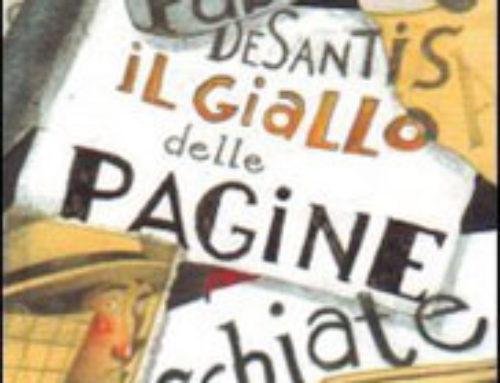 IL GIALLO DELLE PAGINE MISCHIATE