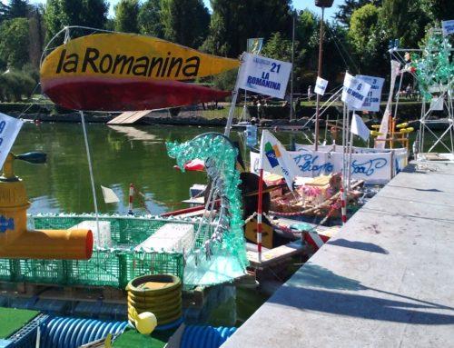 Un salto alla ReBoat Race
