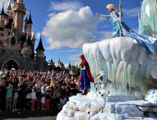 A Disneyland Paris, il parco a tema n°1 in Europa, arriva Frozen!
