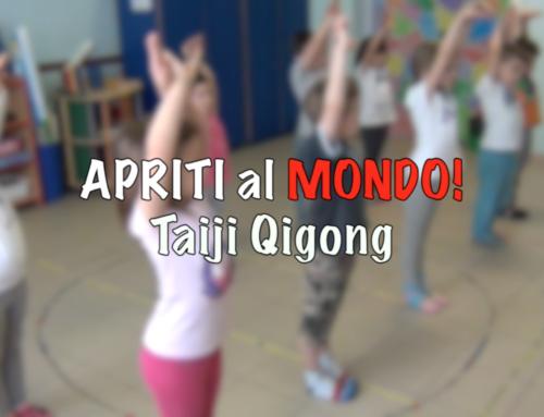 Apriti al Mondo! – Taiji Qigong