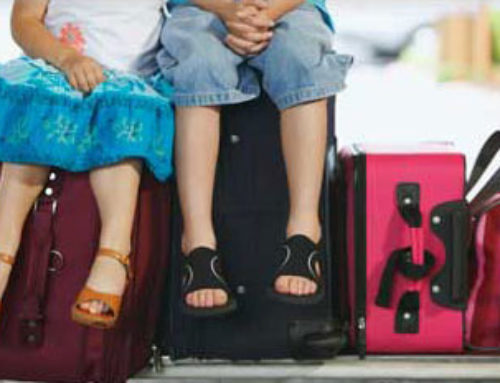 Viaggiare con i bambini: i nostri consigli per risparmiare