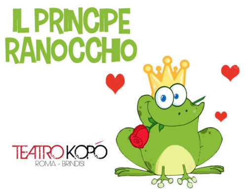 Il Principe Ranocchio al Teatro Kopó