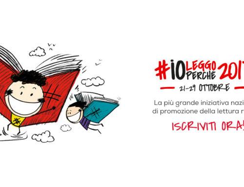 Torna #ioleggoperché: gli eventi in programma a Roma.