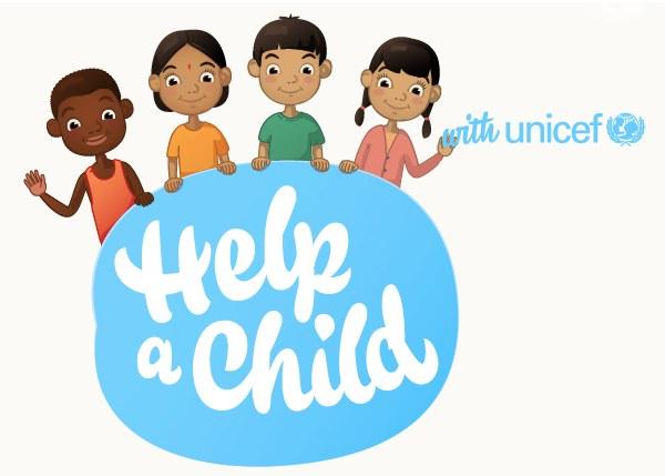 Unicef: dalla parte dei bambini