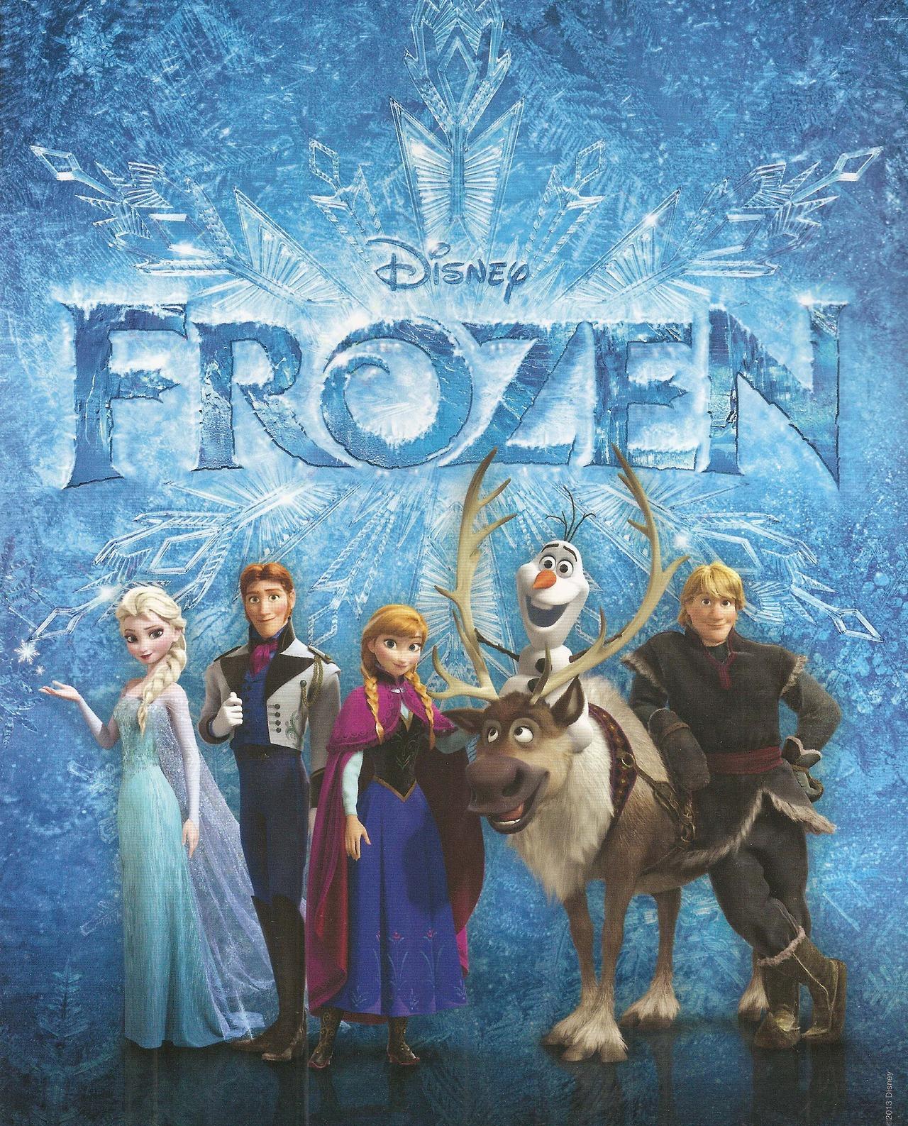 Frozen- il regno di ghiaccio