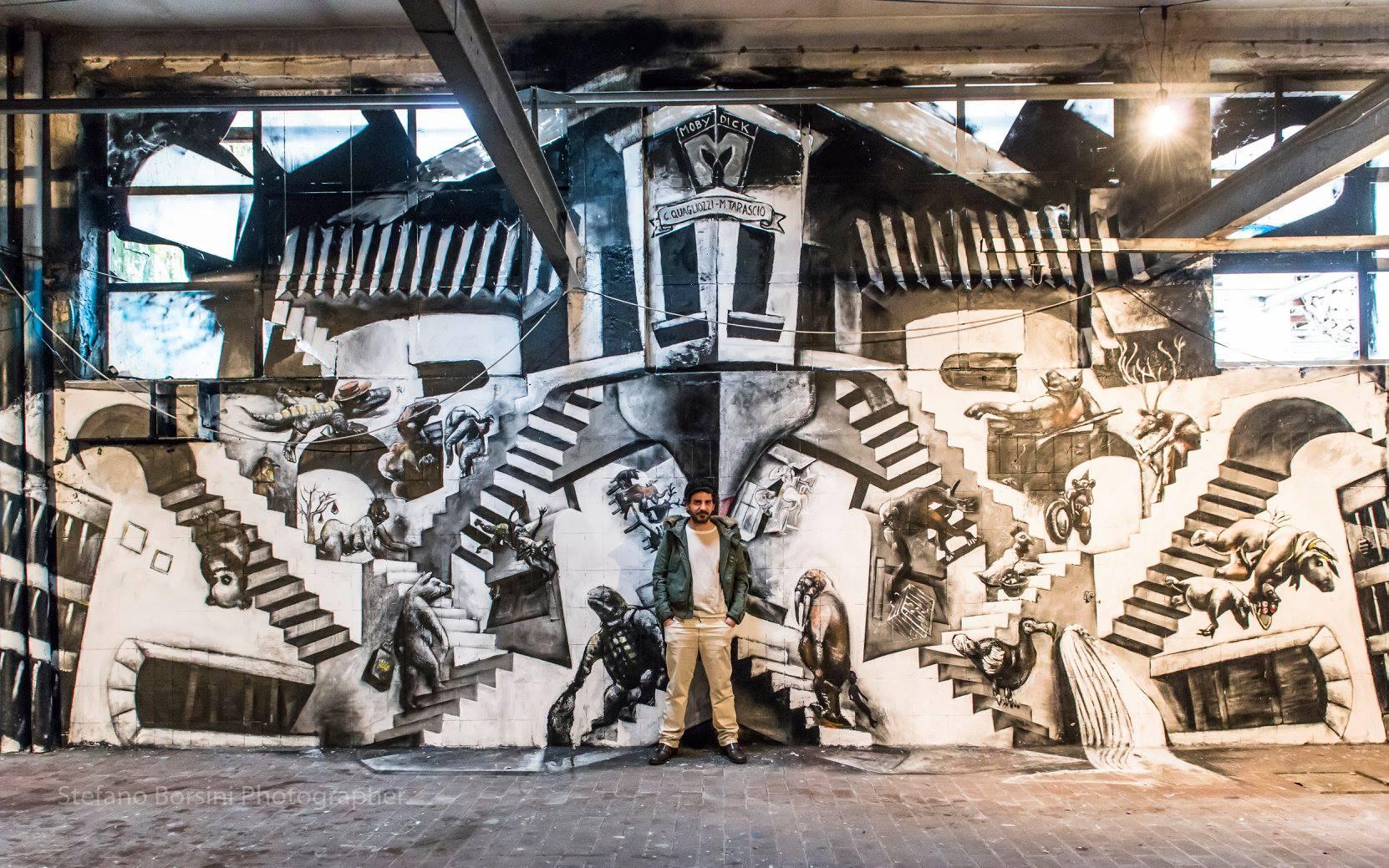 Giovani Creativi: Cristiano Quagliozzi